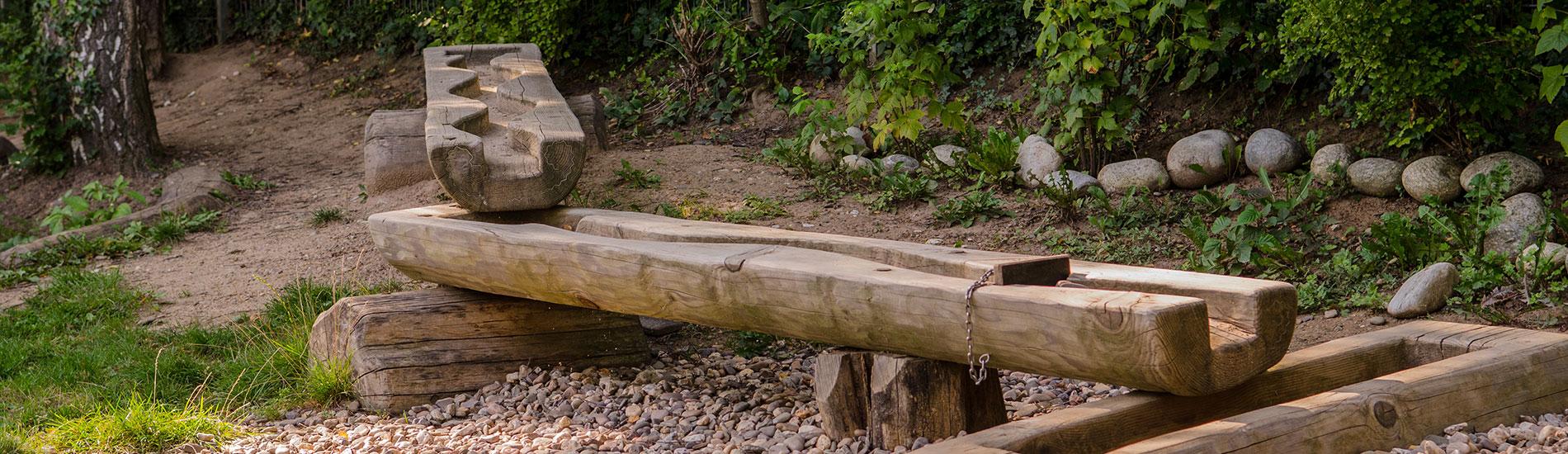 Carrusel Wasserbahn
