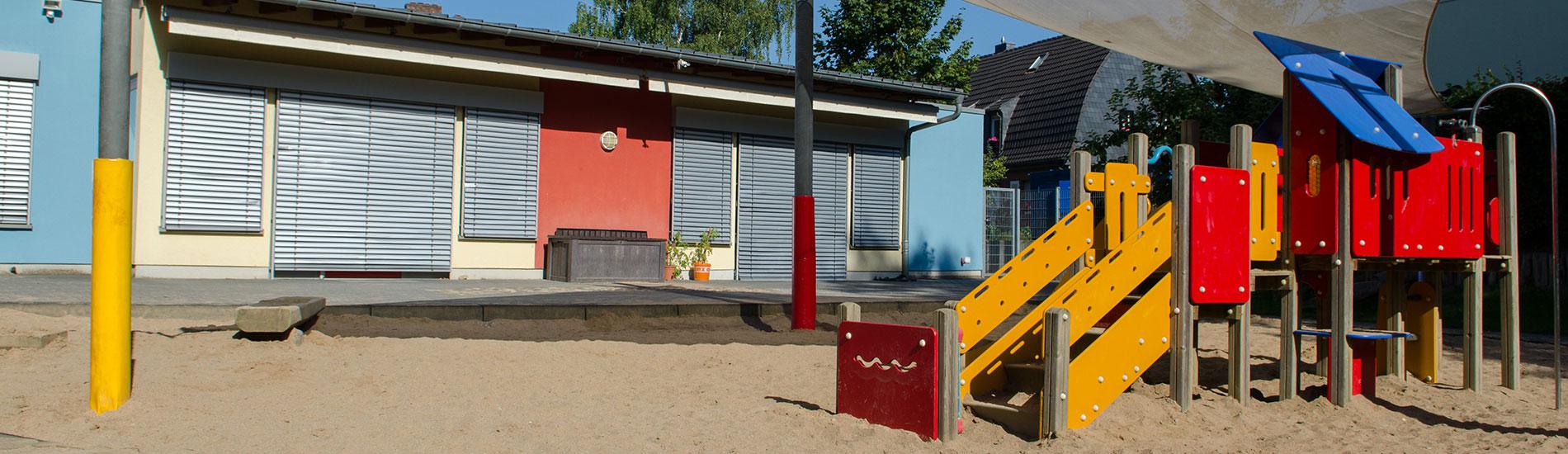 Carrusel Spielplatz